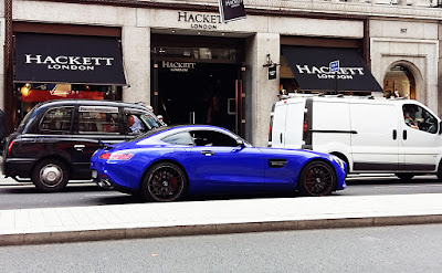 London loves Mercedes-AMG