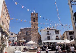 Iglesia parroquial de Santa María de la Asunción. Letur, Albacete.