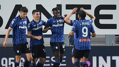 ملخص واهداف مباراة اتلانتا وبولونيا (5-0) الدوري الايطالي