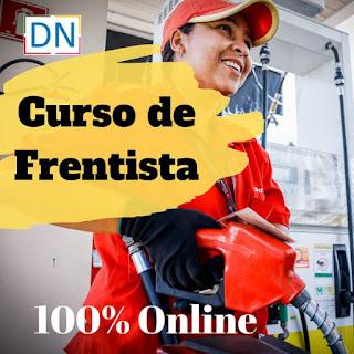 Curso Online de Frentista Completo - CERTIFICADO