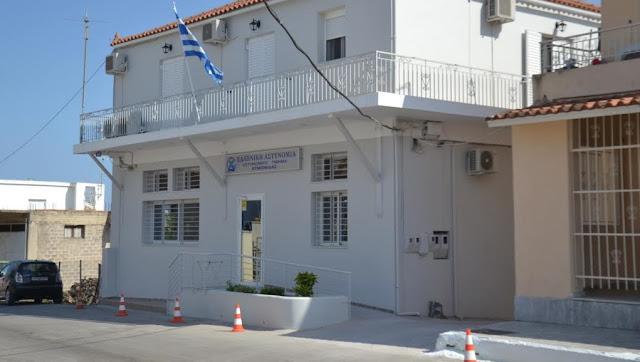Αίτημα του Δημάρχου Ερμιονίδας για ενίσχυση του αστυνομικού τμήματος λόγω φιλοξενίας προσφύγων
