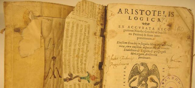 Aristoteles y la filosofia