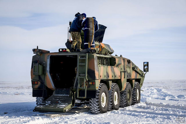 Armored Combat vehicules APC/IFV (blindés..) - Page 4 3410