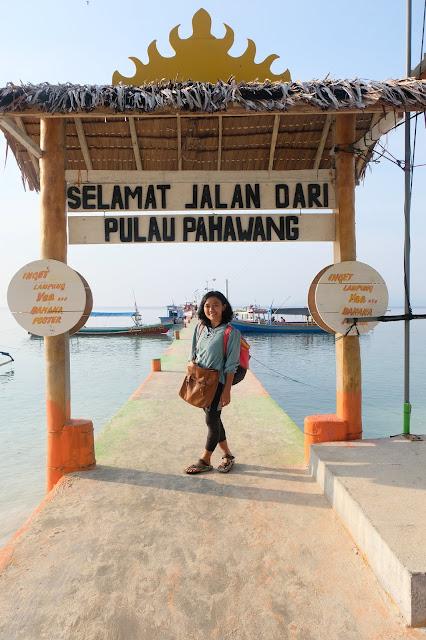 Jelajah Pahawang Lampung