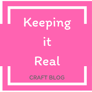 Keeping it Real, craft blog