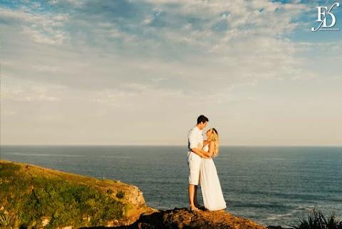 Victoria ♥ Brenno   Ensaio Pré-Wedding   Praia da Guarita   Torres, RS