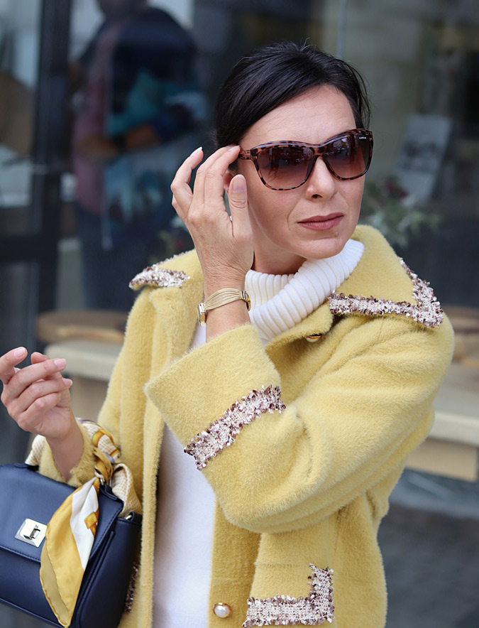 Elegancja w stylu Jackie
