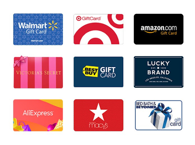 Get Some Exciting Gifts Cards From Checkout Saver Chrome Extension, Gift Cards, Checkout Savers, Online Shopping, Lifestyle