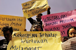 LBH Pers akan Laporkan Polisi Penganiaya Jurnalis Tempo ke Divisi Propam Polri