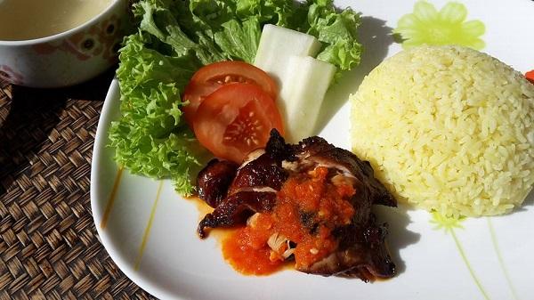 Resepi Nasi Ayam Panggang Sedap!!