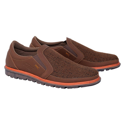 Sepatu Casual Slip On Pria Catenzo NT 061