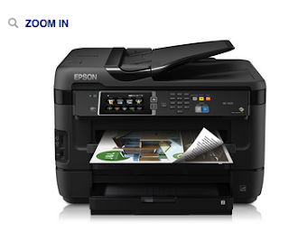 Epson WF-7620 Driver Free Download - Windows, Mac