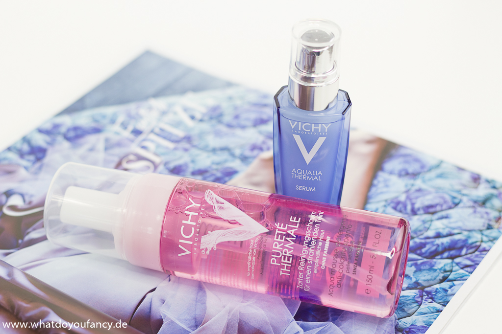 Vichy Pureté Thermale und Aqulia Thermal Serum
