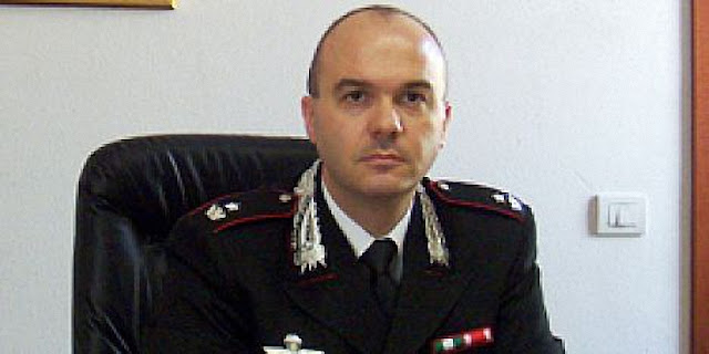 ANTEPRIMA. Sarà il Colonnello Nicola Lorenzon il nuovo Comandante Prov.le dei Carabinieri di Foggia