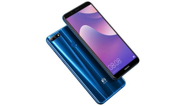 Harga dan Spesifikasi Huawei Y7 Prime