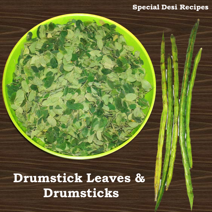 drumstick leaves and drumstick specialdesirecipes
