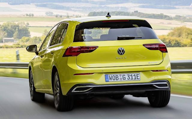VW Golf eHybrid 2021