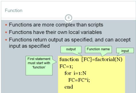 Electrical Engineering Tutorial ~ MATLAB Programming Tips Part 1