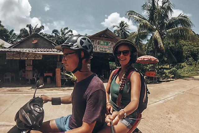 Karabon voyage | skuter | Tajlandia