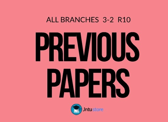 Top 12 Jntuh Previous Question Papers 4 2 Ece - Gorgeous Tiny
