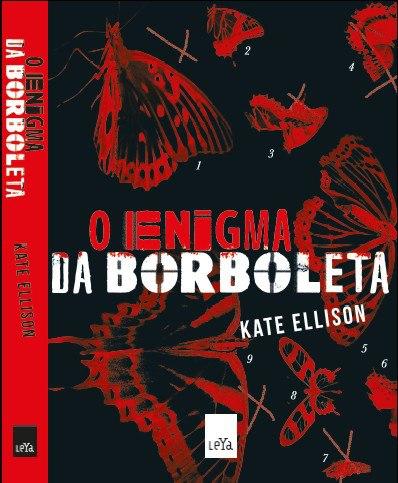 News: O Enigma da Borboleta, de Kate Ellison 6