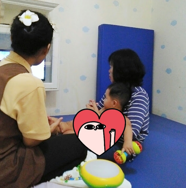 baby spa di mom n jo galaxy