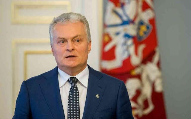 Литва винесе на саміт ЄС спроби Росії переписати історію