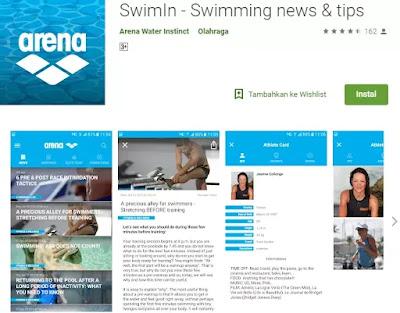 5 Aplikasi Belajar Berenang Terbaik Gratis [Android]-3