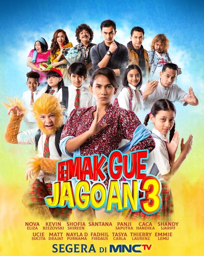 Poster Emak Gue Jagoan Season 3