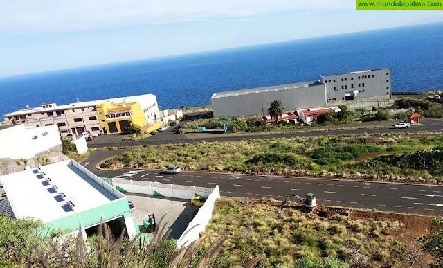 El Ayuntamiento de Santa Cruz de La Palma recibe una ayuda de 91.000 euros para iluminación LED en el Polígono de Mirca