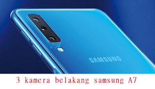 Daftar Smarthphone yang Memiliki 3 Kamera di Belakang