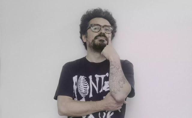 """Pablo Ilabaca anuncia lanzamiento en vivo de """"Canciones para conversar con la muerte"""" musica chilena música chilena"""
