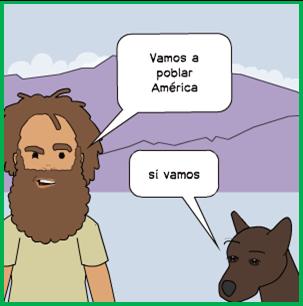 POBLAMIENTO DEL TEORIAS PDF AMERICA DE
