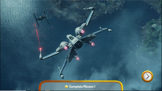 Plays Org - Star Wars X-Wing Fighter