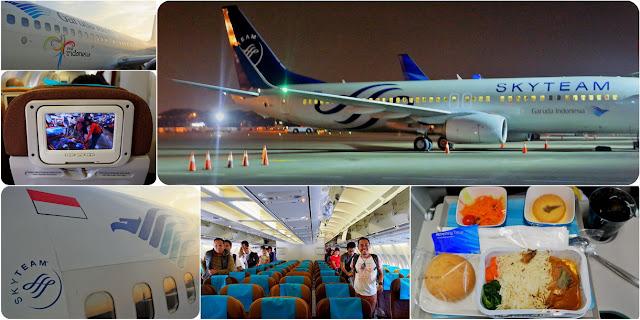 Garuda Indonesia Member Of SkyTeam