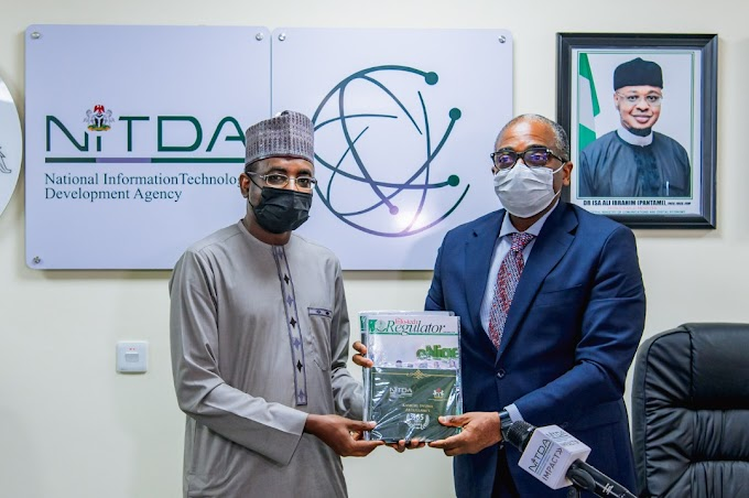 NITDA Is Partnering With NEPC to Help Aid The Country Drive Exports of Its Digital Economy