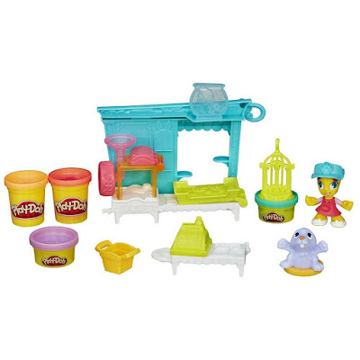 TOYS : JUGUETES - PLAY-DOH : Town  Tienda de Mascotas | Pet Store  Manualidades - Plastilina 2015 | Hasbro B3418 | A partir de 3 años  Comprar en Amazon España & buy Amazon USA