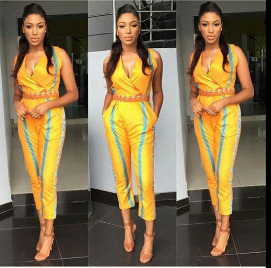 ebube nwagbo ankara styles
