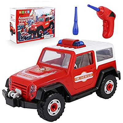 50 % off for kids DIY car toy