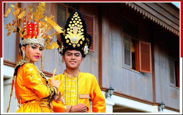 Gambar baju adat Gorontalo 2018
