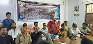 ঝিনাইদহ কে সি কলেজ ছাত্র সংসদের সাবেক ভিপি মিঠু ভায়ের ২৯ তম শাহাদাৎ বার্ষিকী উপলক্ষে আলোচনা ও দোয়া মহাফিল