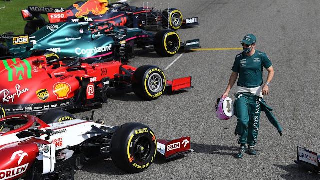 Formula 1'de yeni sezon başlıyor!