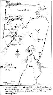 what was Mumbai before reclamation