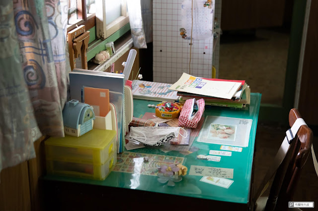 【大叔生活】2021 又是六天五夜的環島小筆記 (下卷) - 戲裡女主角陳嘉玲小時候的書桌