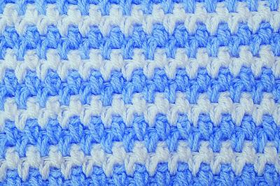 4-Crochet Imagen Puntada frijolito a crochet y ganchillo por Majovel Crochet