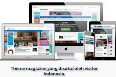 10 + Template Blogger Responsive Mirip Situs Website Top di Indonesia Gratis