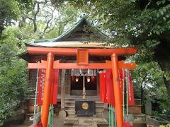 安部稲荷神社