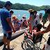 La niñez con discapacidad de Ixtapaluca visita el mar