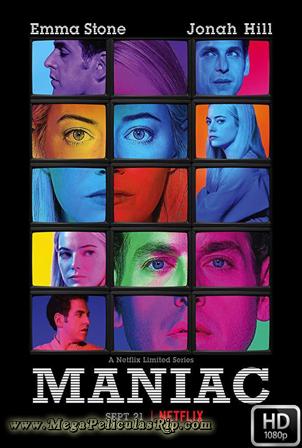 Maniac Temporada 1 [720p] [Latino-Ingles] [MEGA]