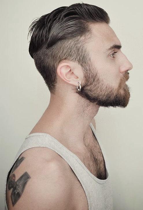 Model Gaya rambut Pria 2015